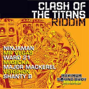 Clash of the Titans cover