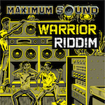 Warrior Riddim cover